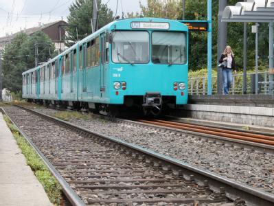 An der U-Bahn-Station Zeilweg in Frankfurt hatten die jungen Frauen einen 51-jährigen Mann schwer verletzt.