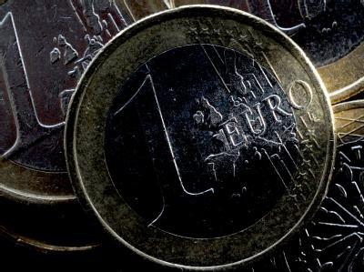 Euro-Münzen Foto: Federico Gambarini