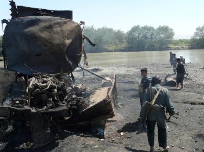 Bei dem Luftabgriff in Kundus wurden bis zu 142 Menschen getötet oder verletzt (Archivbild). Nun wird es voraussichtlich einen Untersuchungsausschuss dazu geben.