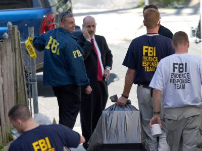 FBI-Ermittler im Einsatz (Symbolbild).