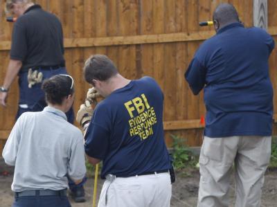 FBI bei der Arbeit