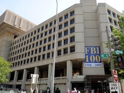 FBI-Zentrale in Washington: Die US-Bundespolizei hat einen Terrorverdächtigen festgenommen. (Archivbild)