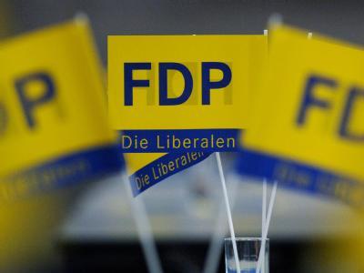 Die FDP will unbedingt aus dem Umfrage-Tief heraus. (Symbolbild).
