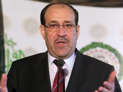 «Kein unpatriotisches Verhalten» - die irakische Regierung unter Noch-Ministerpräsident Nuri al-Maliki kritisiert die Wikileaks-Veröffentlichung.