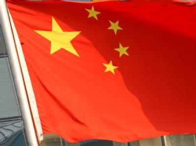 Die chinesische Nationalflagge: China ist ein Vielvölkerstaat.