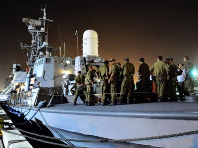 Israelische Marine in Haifa (Archivfoto).