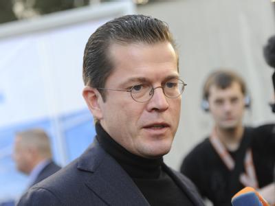 Bundesverteidigungsminister Karl-Theodor zu Guttenberg: «Der Einsatz in Afghanistan ist und bleibt höchst gefährlich.»