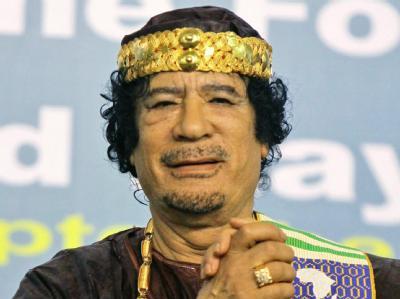 Die Flucht des libyschen Ex-Machthaber Muammar al-Gaddafi ist beendet. (Archivbild: Sabri Elmhedwi)