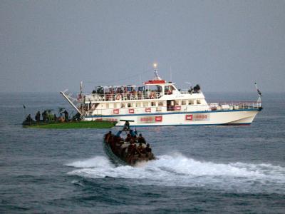 Eine israelische Kommission beurteilt den brutalen Einsatz Israels gegen das türkische Hilfsschiff für Gaza als legal.