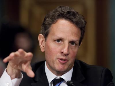 US-Finanzminister Geithner warnt: Wird die Schulden-Obergrenze nicht angehoben, droht der Staatsbankrott.