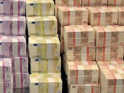 Geld bis zum Abwinken. Archivfoto: Deutsche Bundesbank