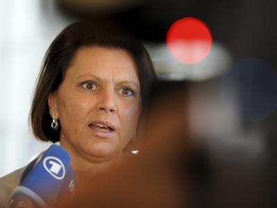 Verbraucherschutzministerin Ilse Aigner. Foto: Maurizio Gambarini / Archiv
