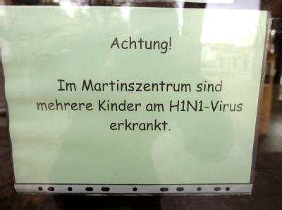 Schulen wegen Schweinegrippe geschlossen