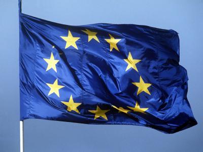 Nach einer Umfrage für das Magazin «Stern» wollen 74 Prozent der Deutschen kein vereintes Europa nach Vorbild der Vereinigten Staaten. Foto: Horst Ossinger / Archiv