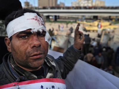 Je länger der Machtkampf in Ägypten andauert, desto schwieriger wird es werden, doch noch eine politische Lösung zu finden.