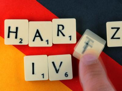 Ministerin von der Leyen hätte «Hartz IV» gern gegen einen anderen Begriff ersetzt.