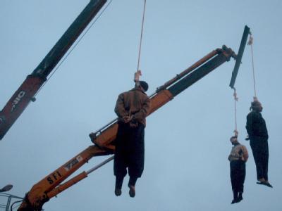 Hinrichtung im Iran
