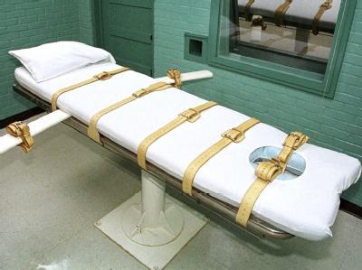 Teresa Lewis soll am 23. September im Gefängnis von Greensville County mit einer Giftspritze hingerichtet werden (Archiv- und Symbolbild)