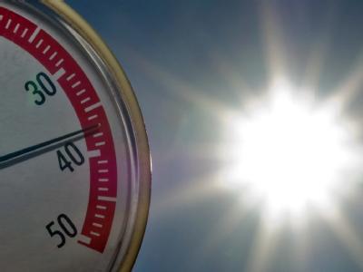 2010 könnte das heißeste Jahr seit Beginn der Wetteraufzeichnungen werden (Symbolbild).