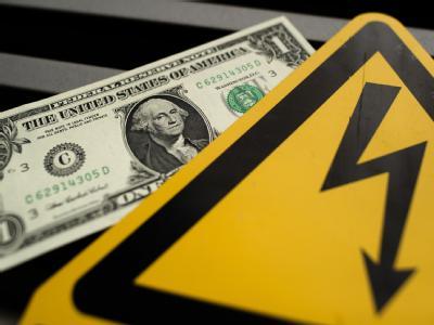 Hochspannung um den Dollar
