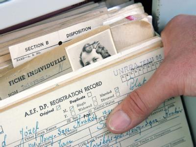 Angebliche Holocaust-Opfer sollen durch «gefälschte Ausweise, getürkte Behörden-Unterlagen und gute Kenntnisse des Holocausts» die Entschädigungen erschlichen haben (Archivbild- und Symbolbild).