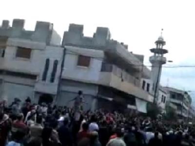 Homs gilt als eine der Hochburgen der Proteste gegen das Regime von Präsident Baschar al-Assad.