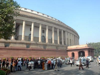 Parlament Neu Delhi