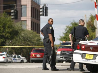 Polizei-Einsatz in Orlando