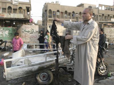 In den vergangenen Tagen hat eine neue Terrorwelle den Irak erfasst.