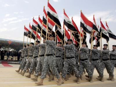 In der nordirakischen Stadt Mossul sind sieben Sicherheitskräfte getötet worden (Symbolbild).