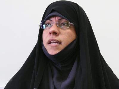 Im Iran sollen wieder Frauen in Ministerämtern möglich sein. Demnach soll Fatima Ajorlu das Sozialressort leiten.