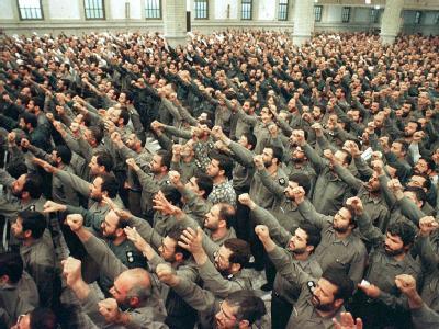 Iranische Revolutionsgarden
