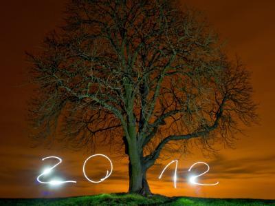 Krisenresistent und gelassen gehen die meisten Bundesbürger ins neue Jahr.
