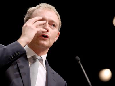 FDP-Generalsekretär Christian Lindner will «die Pläne von Herrn Seehofer verhindern». (Archivbild)