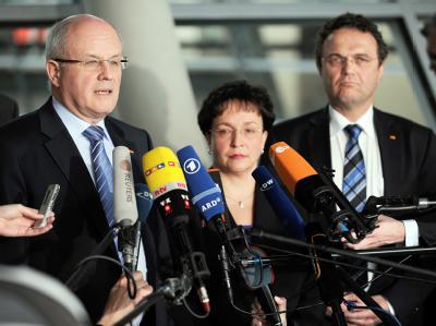 Koalition zu Finanzsteuer