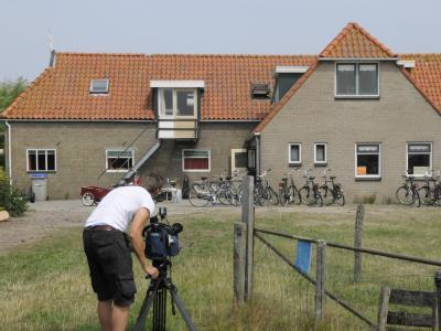 Umgebauter Bauernhof in Buren auf der niederländischen Insel Ameland: Hier soll es zu sexuellen Übergriffen gekommen sein.