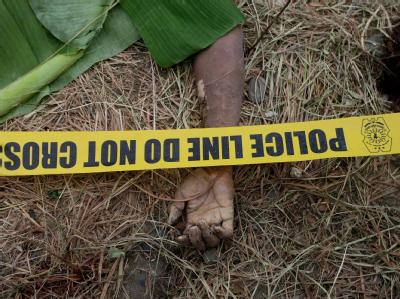Massaker auf den Philippinen