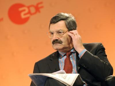 Nikolaus Brender, Chefredakteur des ZDF: Der ZDF-Verwaltungsrat hat sich gegen eine Vertragsverlängerung von Brender entschieden.