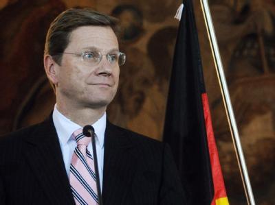 FDP-Chef Westerwelle: «Wir brauchen eine geistig-politische Wende in Deutschland.»