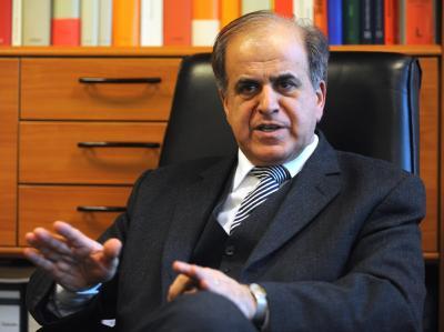 Der afghanische Rechtsanwalt Karim Popal vertritt die Hinterbliebenen des Luftschlags vom 4. September.