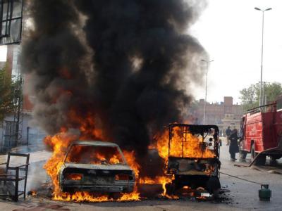 Bombenanschlag in Peshawar