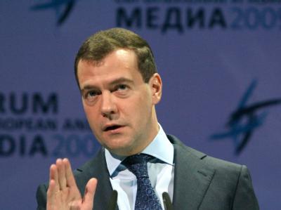 Russlands Präsident Medwedew hat demokratische Defizite eingeräumt und weitere Reformen angekündigt.