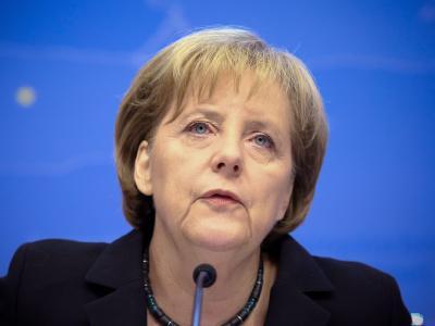 Laut Merkel bleibt die Krisenbewältigung weiter ein Schwerpunkt.