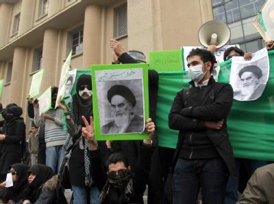 Opposition im Iran