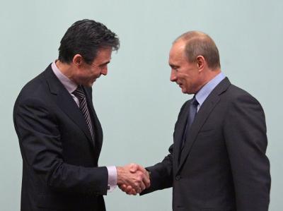 Rasmussen in Moskau