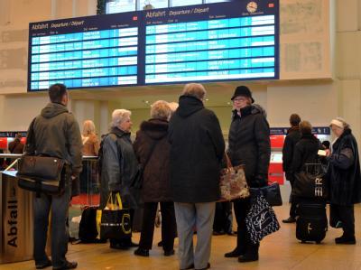 Verspätungen im Zugverkehr