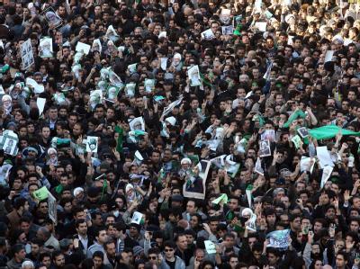 Oppositionelle im Iran