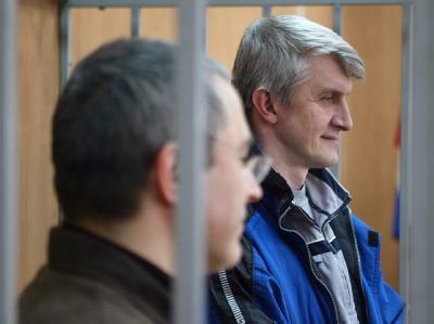 Lebedew und Chodorkowski