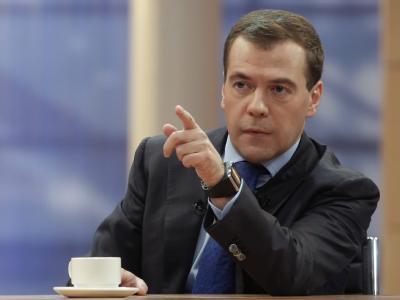 Dimitri Medwedew