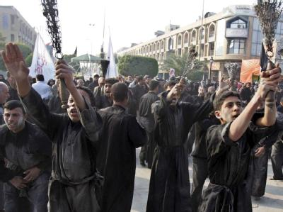 Schiiten-Prozession